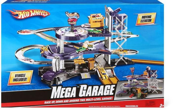 Ersatzteile Zubehör Zu Hot Wheels W14 Hot Wheels Mega Garage