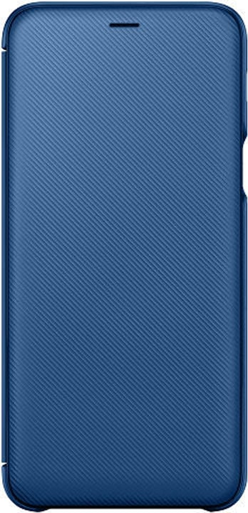 Wallet Cover blue Coque Samsung 785300136031 Photo no. 1