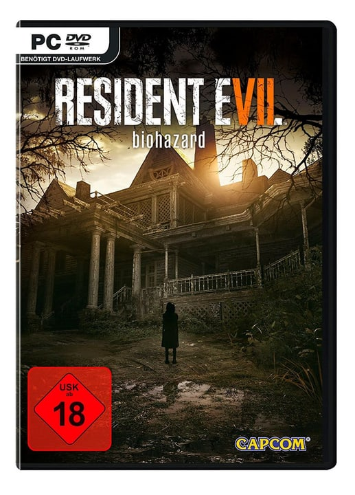 PC - Resident Evil 7 Box 785300121753 N. figura 1