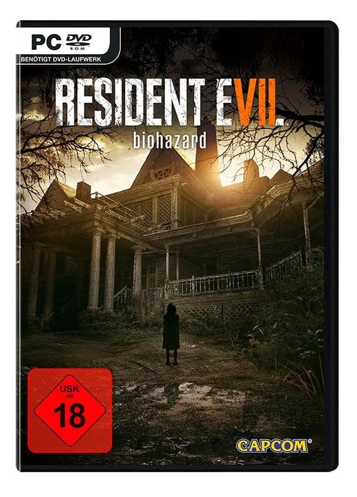 PC - Resident Evil 7 Physique (Box) 785300121753 Photo no. 1
