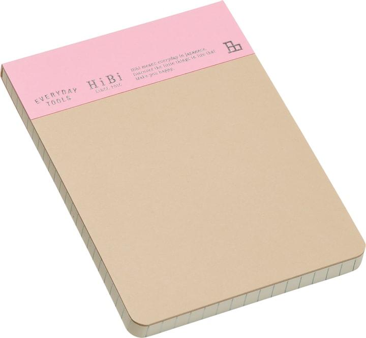 HOBI Memopad 440750700000 Couleur Pink Dimensions L: 8.5 cm x H: 12.0 cm Photo no. 1