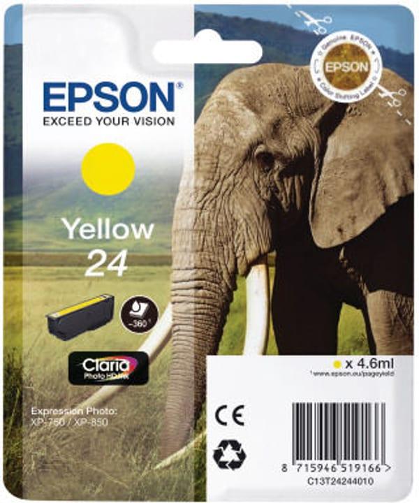 T24 Tintenpatrone gelb Tintenpatrone Epson 798553200000 Bild Nr. 1