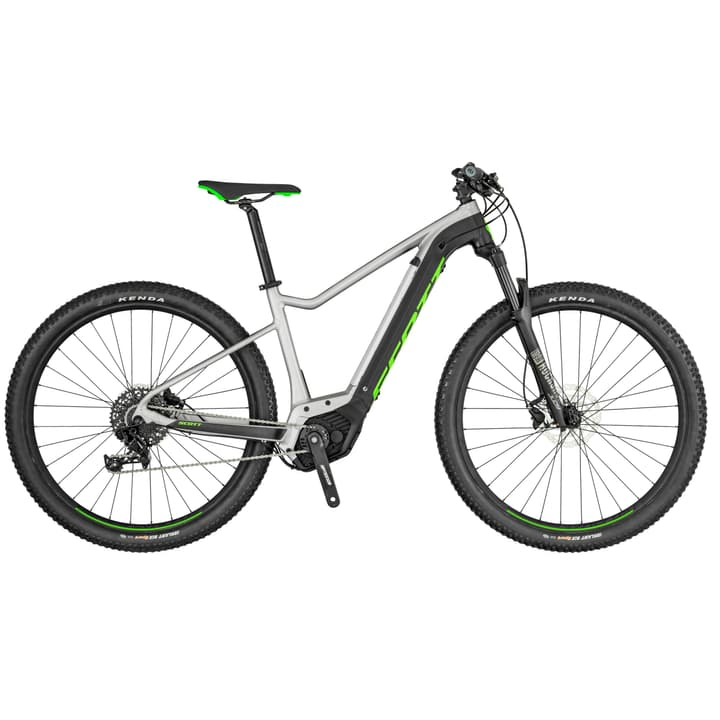 "Aspect eRide 30 29"" E-Mountainbike Scott 463349400380 Rahmengrösse S Farbe grau Bild Nr. 1"