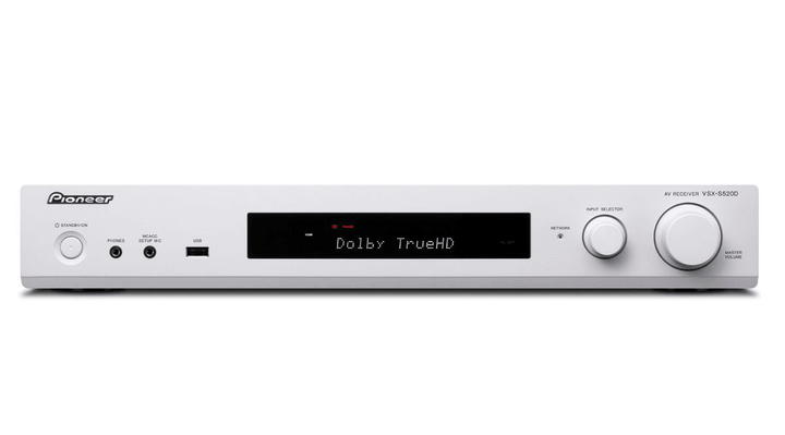 VSX-S520D-W - Blanc Amplificateur Pioneer 785300122764 Photo no. 1