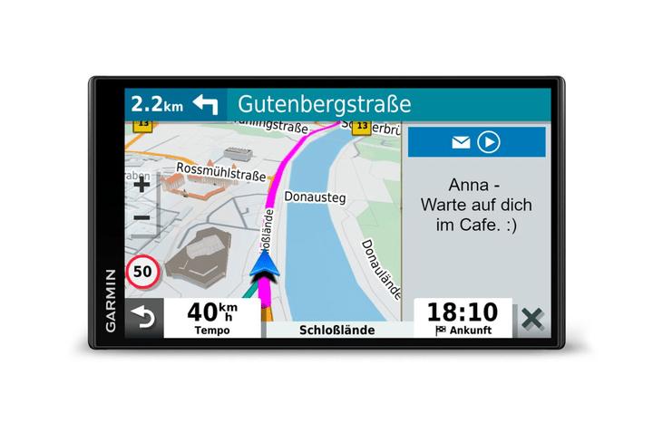 DriveSmart 65 Full EU MT-D  nero Navigatore portatile Garmin 785300142290 N. figura 1