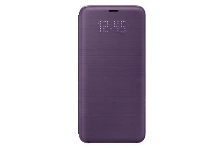 LED View Cover lilac purple Coque Samsung 798613600000 Photo no. 1