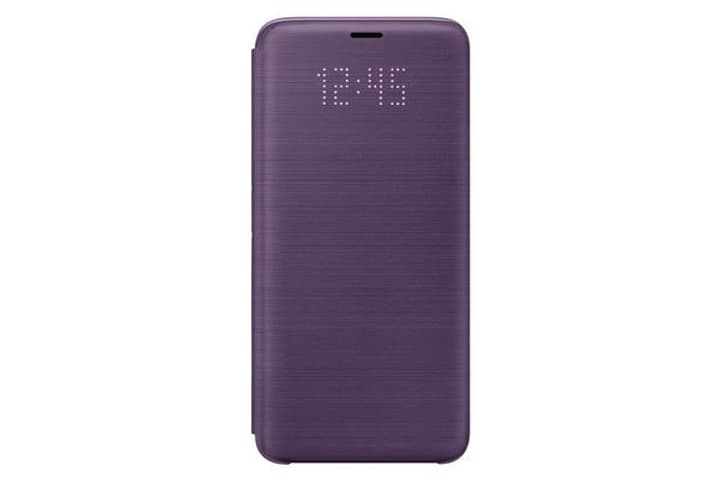LED View Cover lilac purple Hülle Samsung 798613600000 Bild Nr. 1
