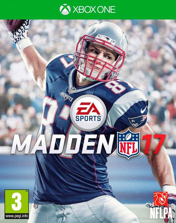Xbox One - MADDEN NFL 17 785300121226 Photo no. 1