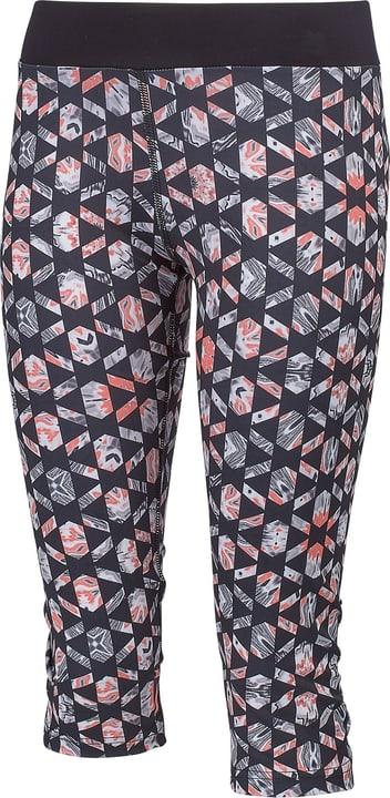 Leggings 3/4 da bambina Extend 464592215257 Colore corallo Taglie 152 N. figura 1