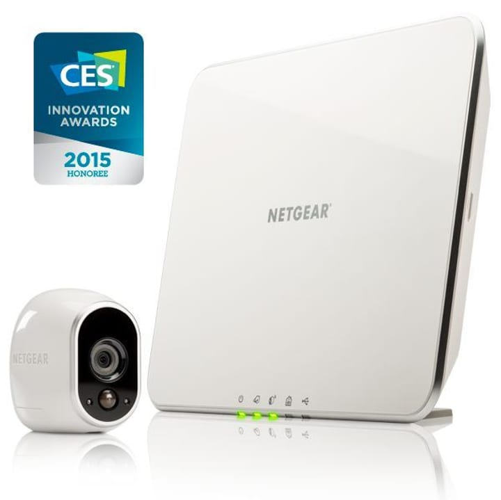 Arlo Sicherheitssystem mit 1 HD-Kamera Netgear 79796730000015 Bild Nr. 1