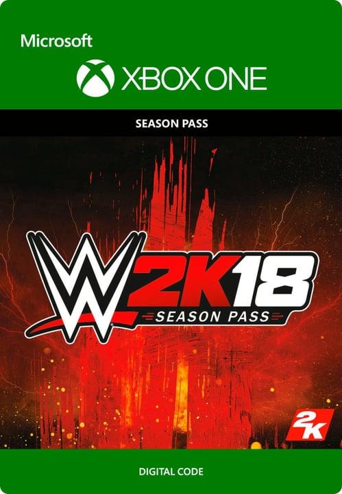 Xbox One - WWE 2K18: Season Pass Numérique (ESD) 785300136713 Photo no. 1