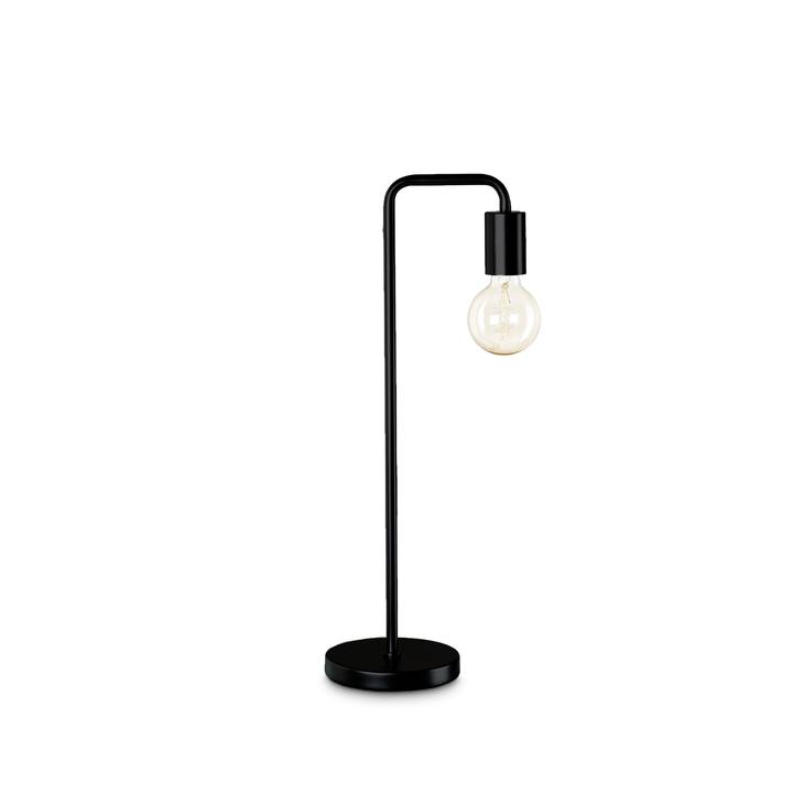 COOL Lampada da tavolo 380025400000 Dimensioni L: 16.0 cm x P: 16.0 cm x A: 55.0 cm Colore Nero N. figura 1