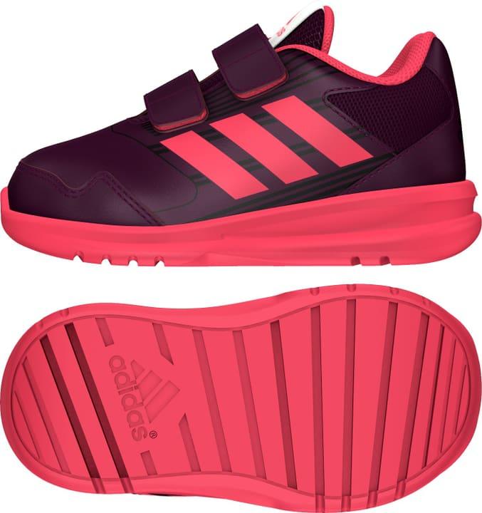 Alta Run CF Kinder-Runningschuh Adidas 460660020045 Farbe violett Grösse 20 Bild-Nr. 1