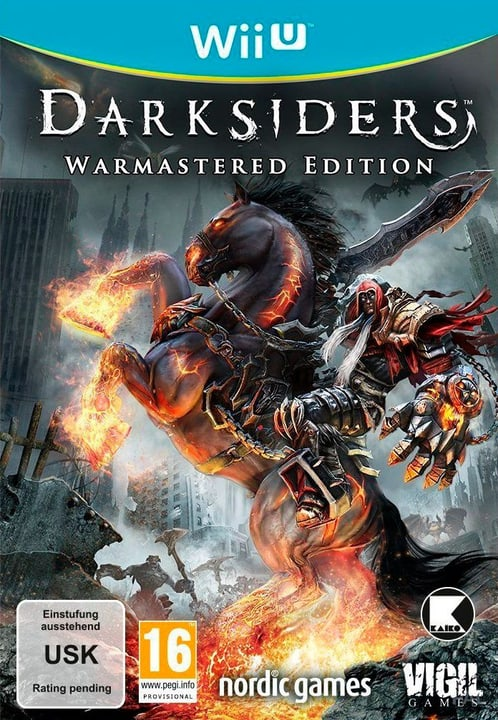 Wii U - Darksiders - Warmastered Edition Box 785300121777 Bild Nr. 1