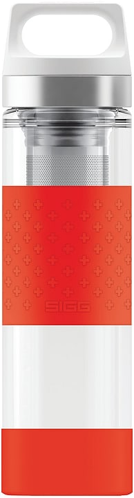 Hot Cold Glass bouteille isotherme Sigg 491284700030 Couleur rouge Taille Taille unique Photo no. 1