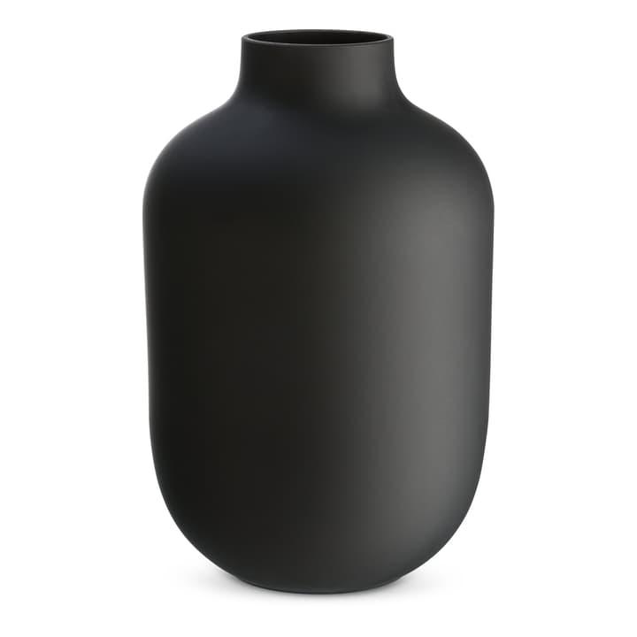 ARIS vase 396118000000 Dimensions L: 18.0 cm x P: 18.0 cm x H: 28.0 cm Couleur Noir Photo no. 1
