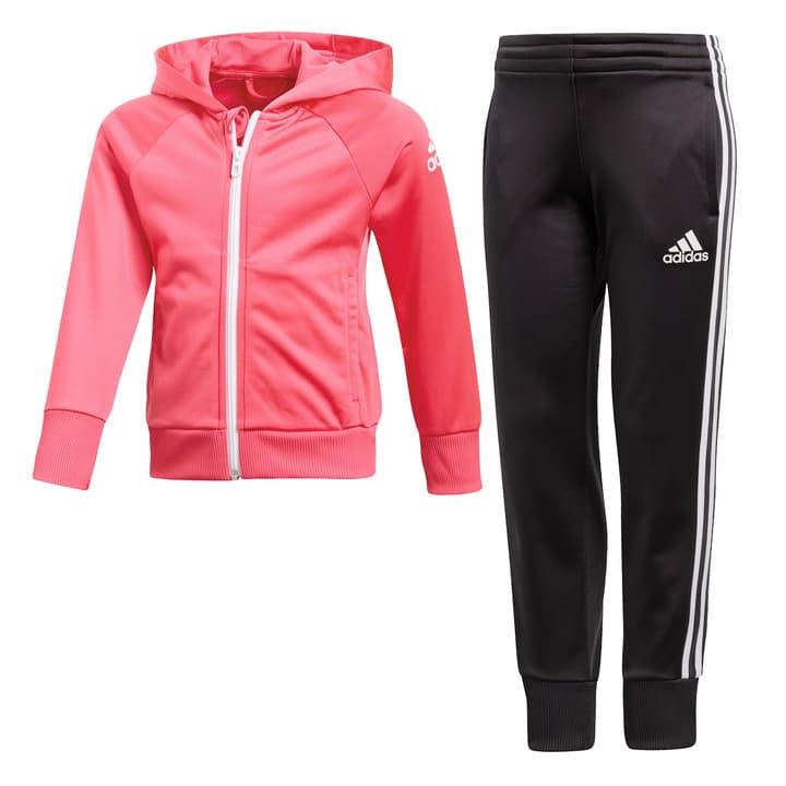 Knitted Track Suit Girls Mädchen-Trainer Adidas 472340509829 Farbe pink Grösse 98 Bild-Nr. 1