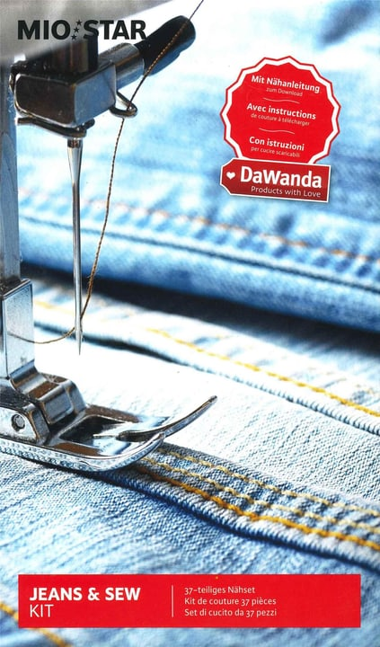 Set da cucito jeans Mio Star 9000031036 No. figura 1