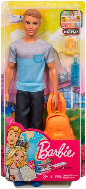 Barbie FWV15 Travel Ken 746568800000 Photo no. 1