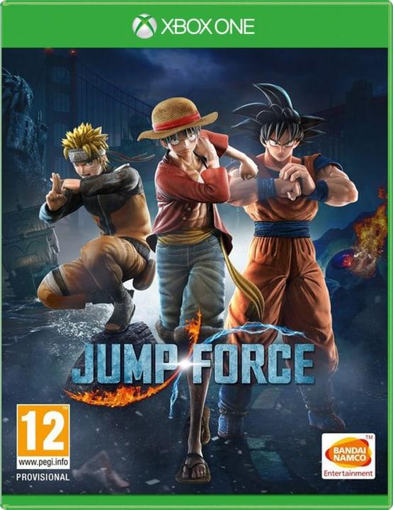 Xbox One - Jump Force Box 785300139245 N. figura 1
