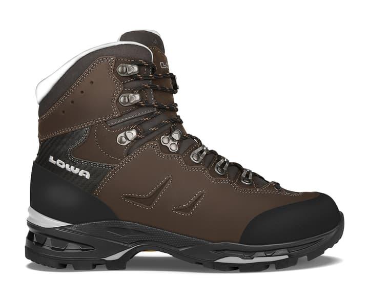 Camino LL Wide Chaussures de trekking pour homme Lowa 473302043583 Couleur gris foncé Taille 43.5 Photo no. 1