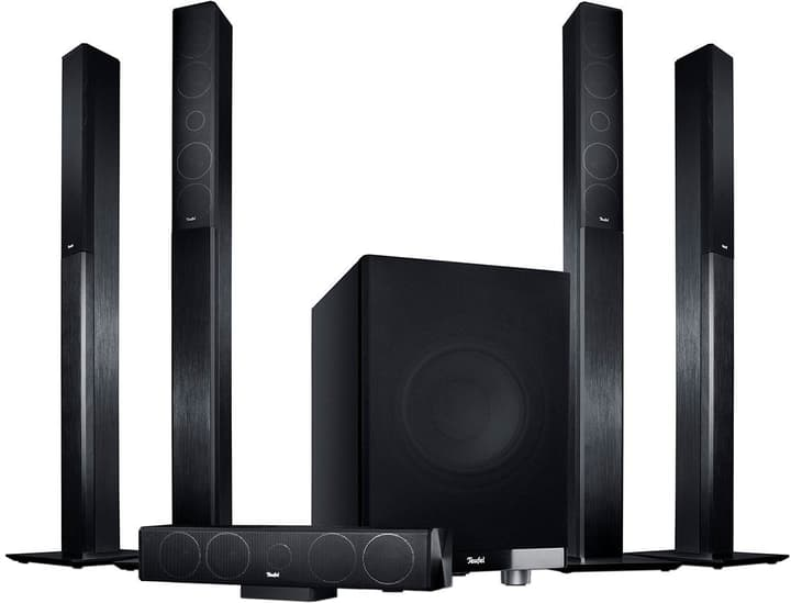 LT4 5.1 Set L - Nero Altoparlante Home Cinema Teufel 785300132450 N. figura 1