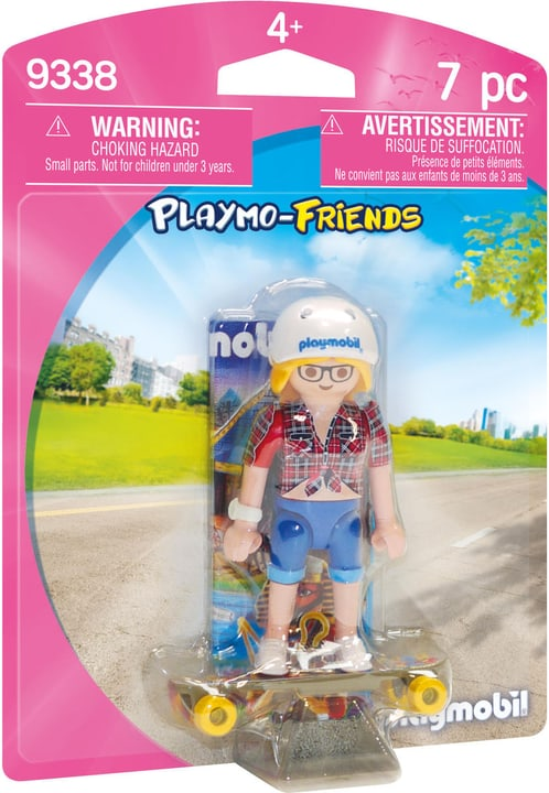 Playmobil Skateuse 746093500000 Photo no. 1