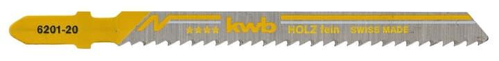 Lame per seghetto alternativo / Sabre Saw fine 100 mm 2 pz. kwb 610512200000 N. figura 1