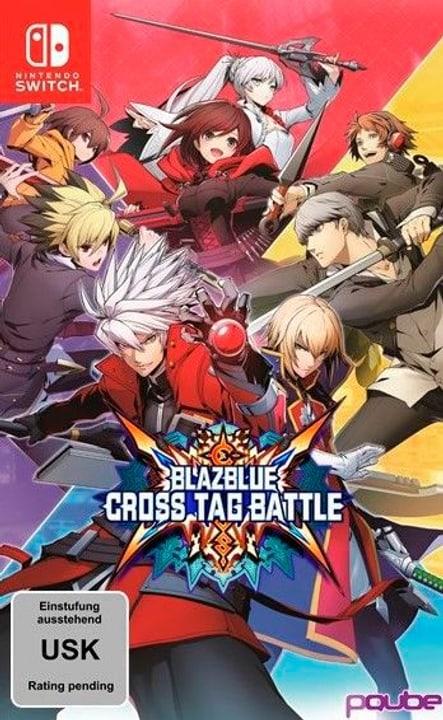 PS4 - BlazBlue Cross Tag Battle (E/d) Fisico (Box) 785300134580 N. figura 1