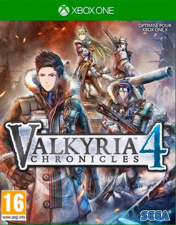 Xbox One - Valkyria Chronicles 4 - Limited Edition (I) Box 785300137509 Bild Nr. 1
