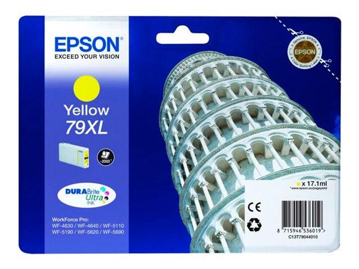 79XL DURABrite Ultra Ink  jaune Cartouche d'encre Epson 785300124976 Photo no. 1