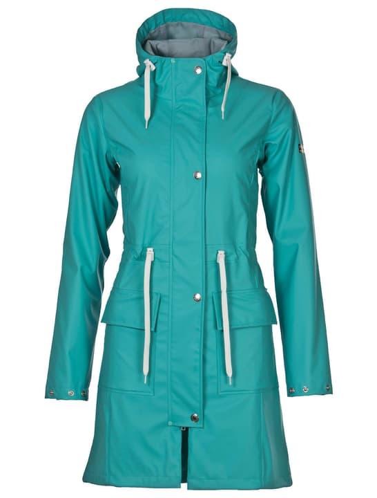 Kilpina Veste de pluie pour femme Rukka 498427804615 Couleur émeraude Taille 46 Photo no. 1