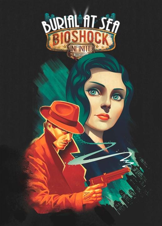 PC - BioShock Infinite: Burial at Sea Numérique (ESD) 785300133281 Photo no. 1