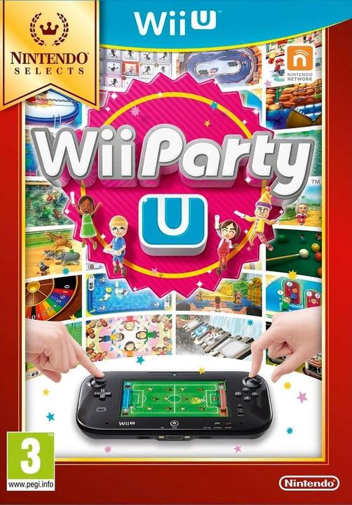 Wii U - Selects Wii Party U Box 785300120992 Bild Nr. 1