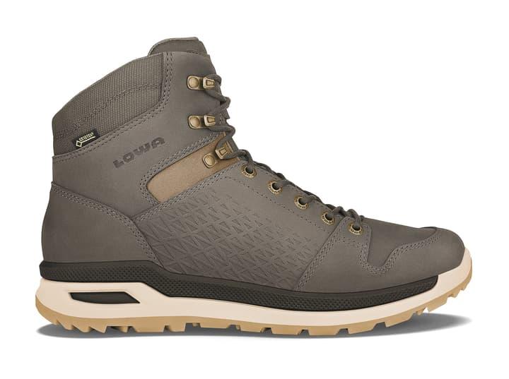 Locarno GTX Mid Chaussures de randonnée pour homme Lowa 473303746080 Couleur gris Taille 46 Photo no. 1