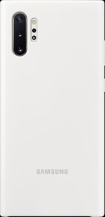 Silicone Cover white Coque Samsung 785300146399 Photo no. 1