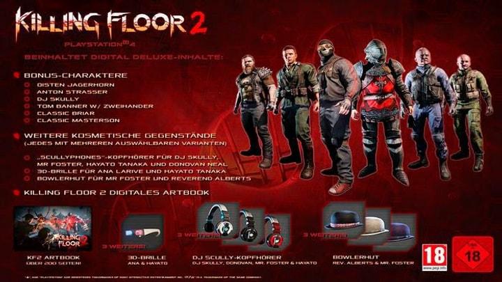 PS4 - Killing Floor 2 GOTY I Box 785300139967 N. figura 1