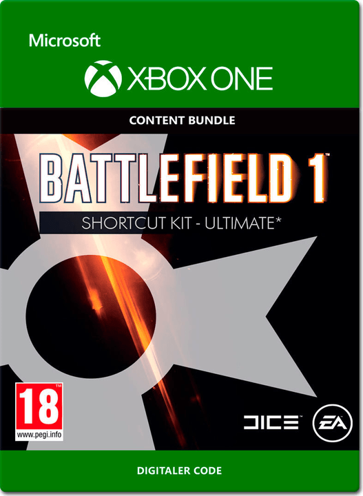 Xbox One - Battlefield 1: Shortcut Kit: Ultimate Bundle Download (ESD) 785300138676 Photo no. 1