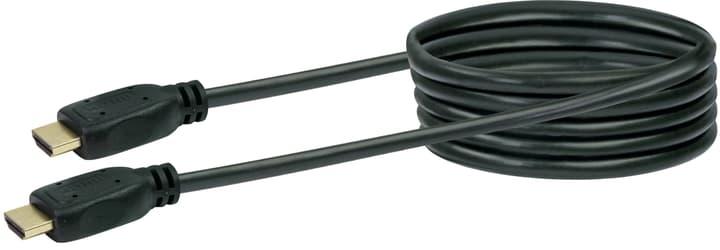 Kabel HDMI Highspeed 5m schwarz Schwaiger 613183300000 Bild Nr. 1
