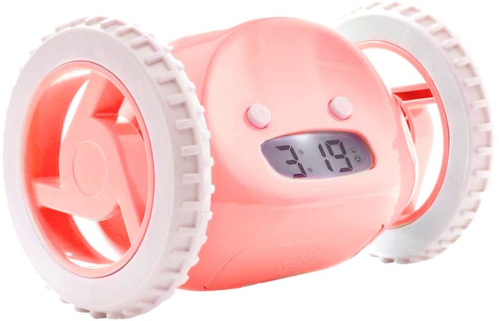 Clocky Runaway Pink Réveil 761141200000 Photo no. 1