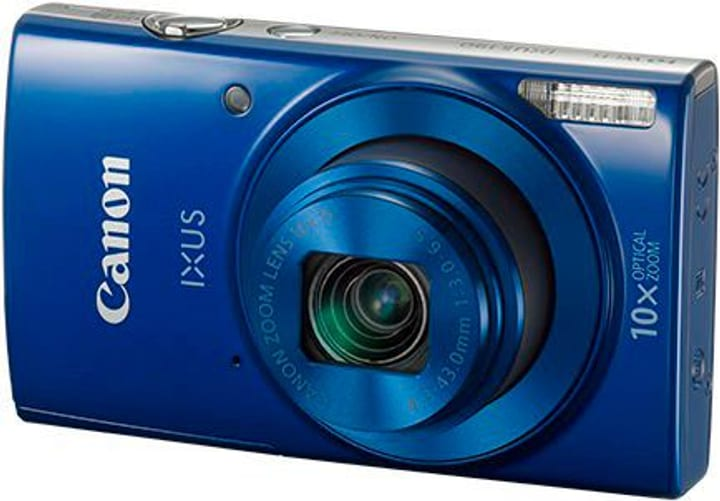 IXUS 190 blue Canon 785300125877 Photo no. 1