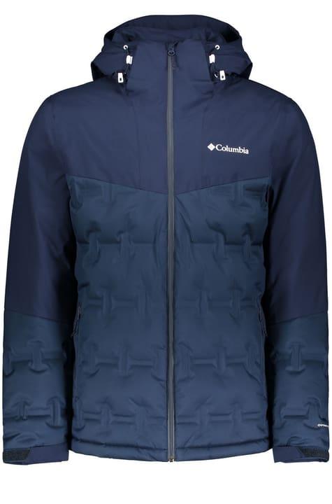 Wild Card Down Jacket Herren-Skijacke Columbia 460361800722 Farbe dunkelblau Grösse XXL Bild-Nr. 1