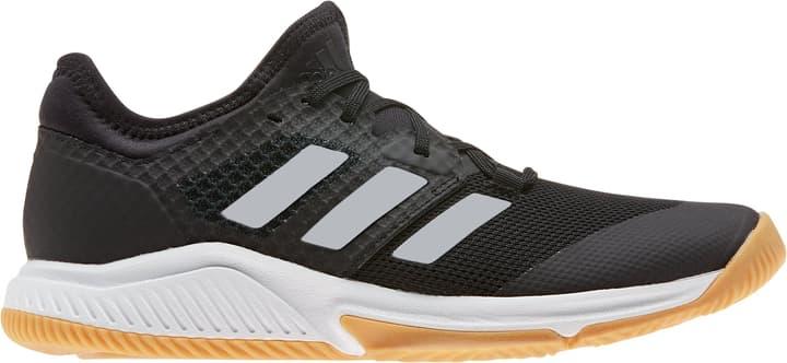Court Team Bounce Herren-Indoorschuh Adidas 461727145020 Farbe schwarz Grösse 45 Bild-Nr. 1