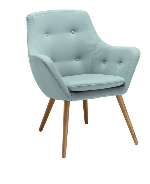 FLORIN Sessel 402441007047 Grösse B: 73.0 cm x T: 70.0 cm x H: 82.0 cm Farbe Mint Bild Nr. 1