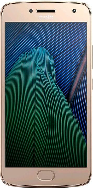Moto G5s Plus oro Dual Sim Smartphone Motorola 785300133066 N. figura 1