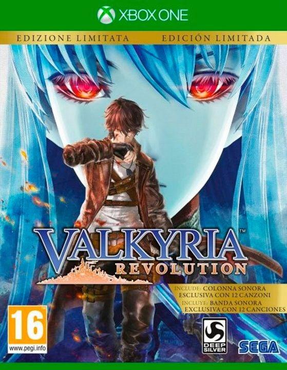Xbox One - Valkyria Revolution - Day One Edition Box 785300122282 Bild Nr. 1