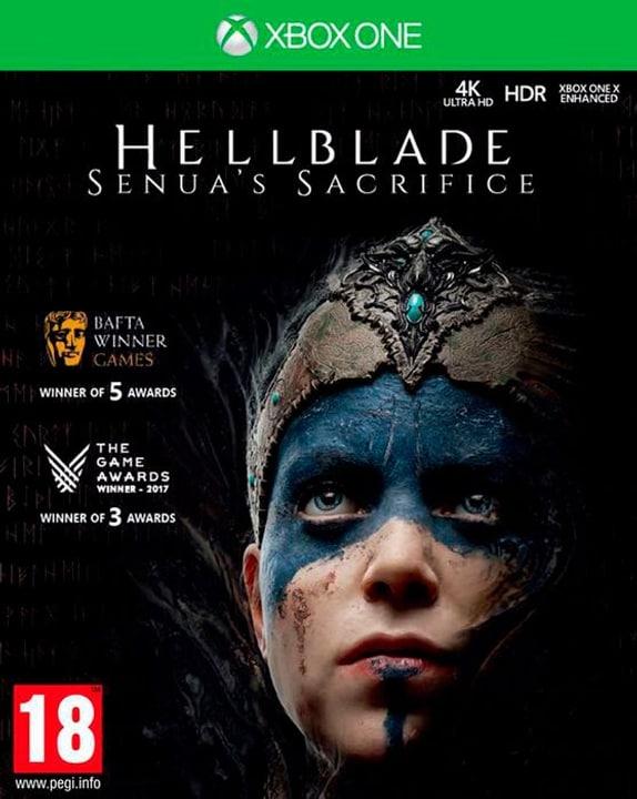 Xbox One - Hellblade: Senua's Sacrifice Box 785300139703 Photo no. 1