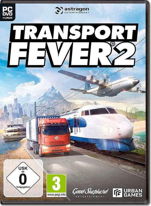 Transport Fever 2, PC Alter: 3+ Box 785300150014 N. figura 1