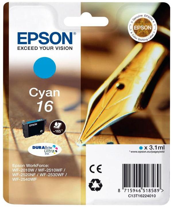 16 cyan Tintenpatrone Epson 796083500000 Bild Nr. 1