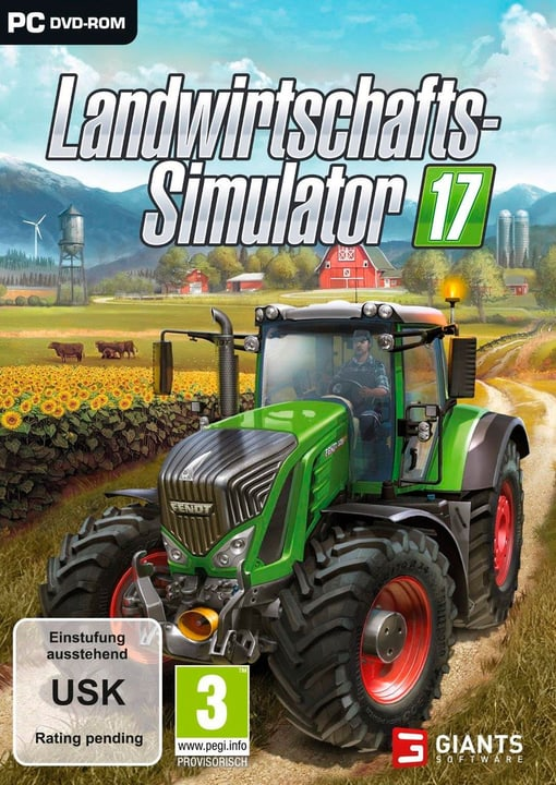PC - Landwirtschafts-Simulator 17 Fisico (Box) 785300121204 N. figura 1